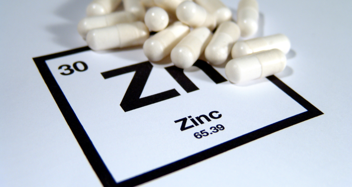 Zinc for the Prevention and Treatment of SARS